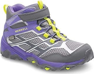 Merrell Kids' M-Moab FST Mid a/C WTRPF Hiking Shoe