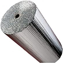 Reflectix ST16025 Staple Tab Insulation Roll, 16 in. x 25 ft.