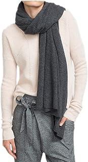 prettystern 100% Kaschmir Cashmere Strick-Schal für Damen und Herren
