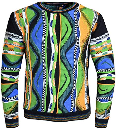 Paolo Deluxe Goldline Sweater Salvatore: : Bekleidung