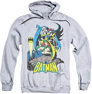 Batman Detective Comics #1 Adult Pull-over Hoodie