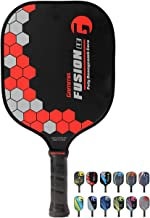 GAMMA Poly Core Pickleball Paddle: Pickle Ball Paddles for Indoor & Outdoor Play - USAPA Approved Racquet for Adults & Kids