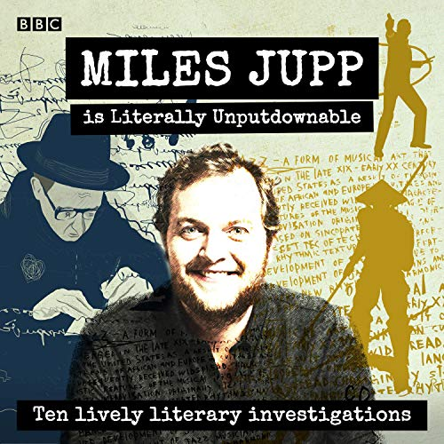 Miles Jupp Is Literally Unputdownable cover art
