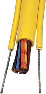 Kh Industries Pendant Cable with External Strain Relief, 16 AWG Wire Size, Number of Conductors: 8, 25 ft Spool L - CPCS-16/8-25FT