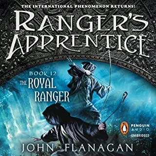 The Royal Ranger: A New Beginning audiobook cover art