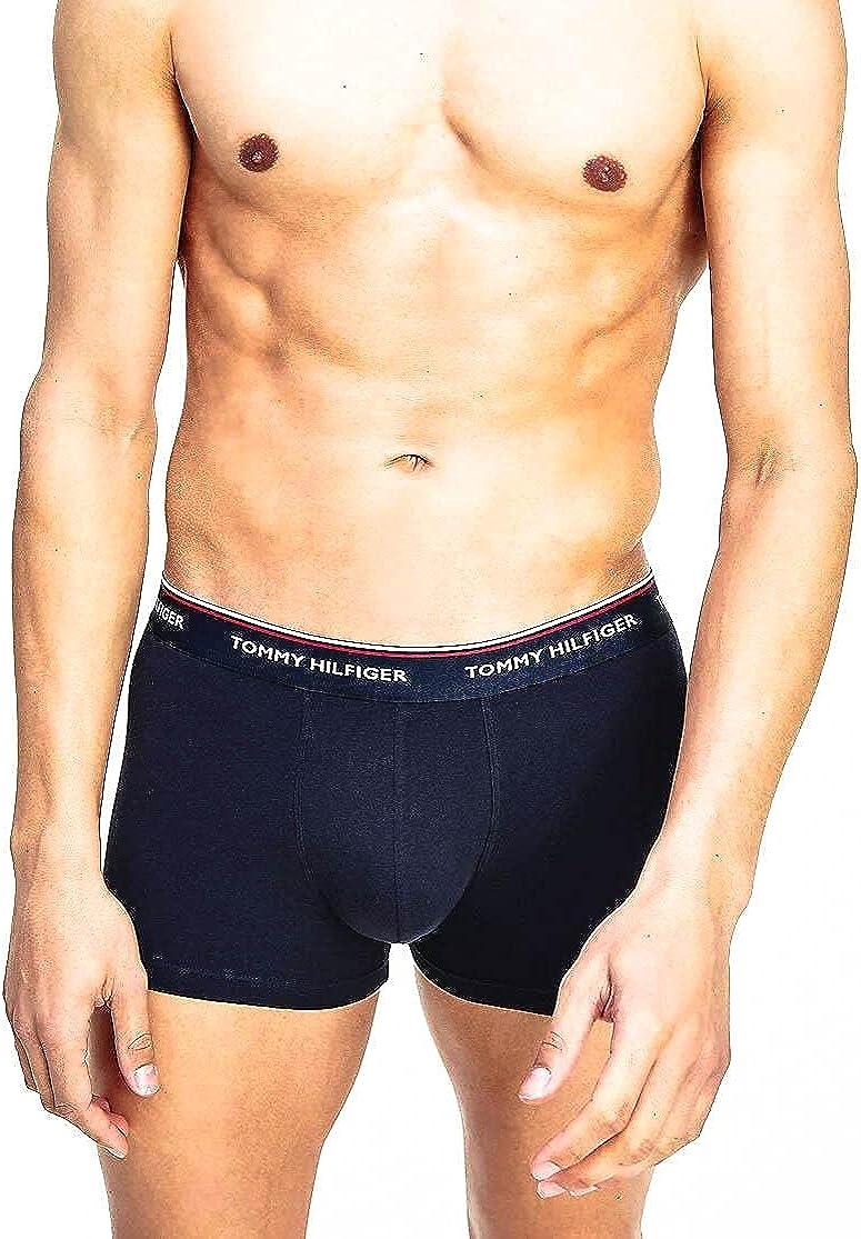Tommy Hilfiger 3p Wb Trunk, Bañadores ajustados Hombre