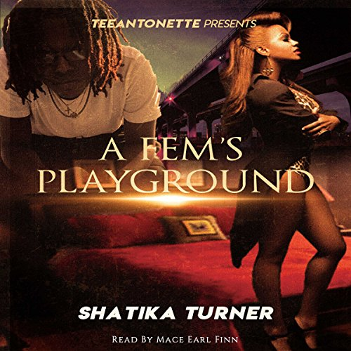 A Fem's Playground, A Revised Stand-alone audiobook cover art