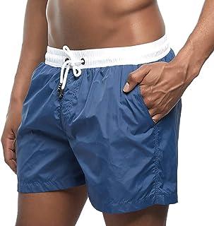 besserer Preis günstigen preis genießen geeignet für Männer/Frauen Sport & Freizeit BIBOKAOKE Sommer Herren Shorts Bodybuilding ...