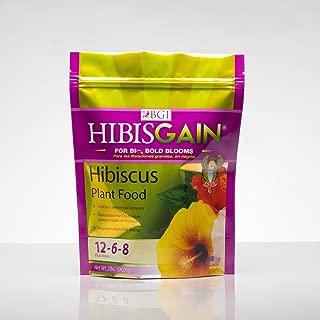 HIBISGAIN 2lb Bag, Hibiscus Fertilizer