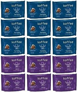 150 Cápsulas Para Nespresso - Kit Degustação Café - Cápsula Koffee