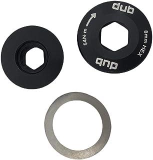 Dreamseeker Sram Mountain Bike/Road Dub Crank Bolt M18/M30 Alloy Self-extracting Crank Screw
