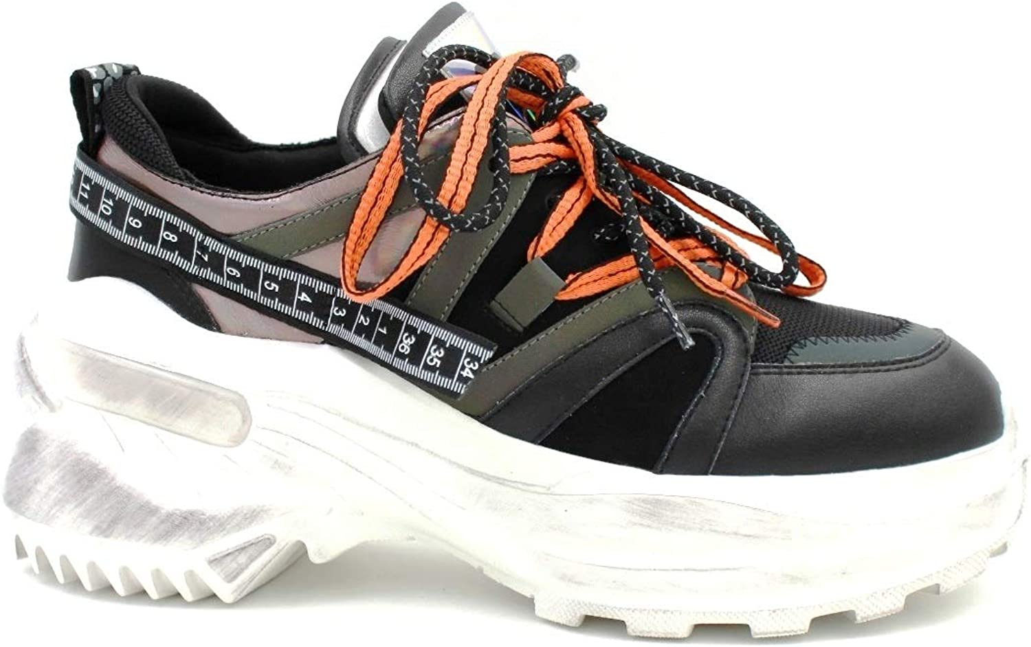 Women's Jacksonville Mall Fashion Comfortable Stylish Cash special price Sole Sneakers with White
