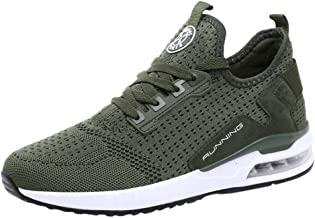 Men's Sneakers Mesh Casual Sports Couple Woven Breathable Ultra Lightweight Outdoor Running Shoes