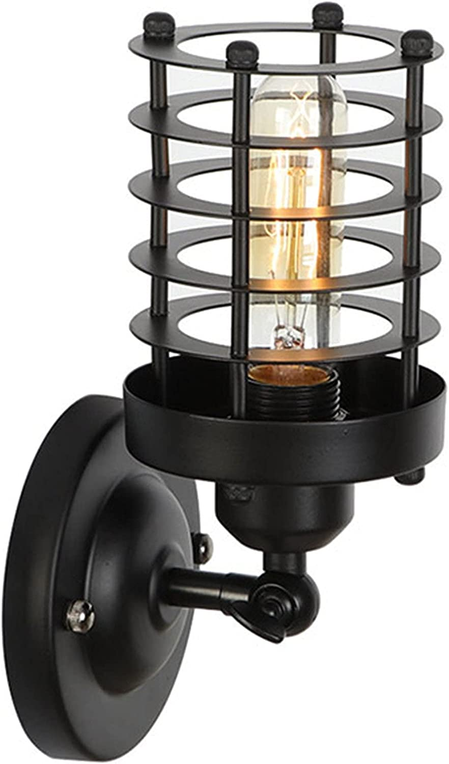 Adlereyire Vintage Wall Lamp Industrial Rust Retro Lighting We OFFer at cheap prices Loft Indianapolis Mall
