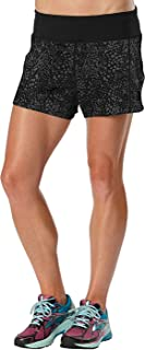 R-Gear Women's 5-inch Workout Running Shorts, Zip Front Pockets and Inner Liner | Outpace