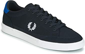 Fred Perry B5148 Fashion Shoes for Men - Color Blue - size 44 EU