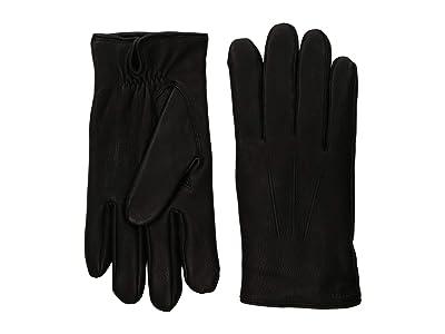 Hestra Norman (Black) Ski Gloves