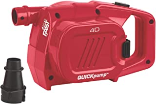Coleman 4 D Battery QuickPump (Certified Refurbished)