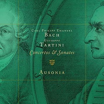 Carl Philipp Emanuel Bach, Giuseppe Tartini : Concertos & Sonates