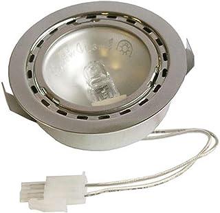 Ampoule halog/ène universelle pour hotte de cuisine 20 W G4 2 broches Classe /énerg/étique B