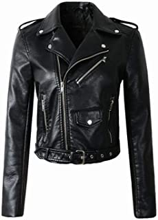 Women Jackets Lady Bomber Motorcycle Cool Outerwear Coat Sale