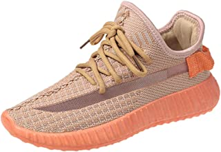 Loosnow Women Sneakers Breathable Flat-Bottomed Casual Lightweight Mesh Running Sports Shoes