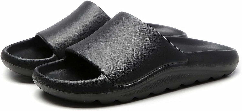 HIFUAR Platform Slide Popular standard Sandals for Men Lightweight Women Open High material Toe
