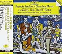 Poulenc: 2 Sonatas/Trio/Sextet by James Levine & Ensemble Wien (2010-11-09)