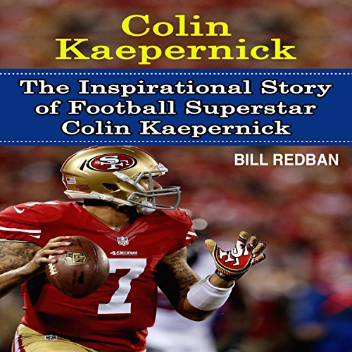 Colin Kaepernick cover art