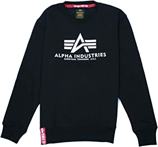 ALPHA INDUSTRIES Men's Basic Kryptonite Sweater Sweatshirt