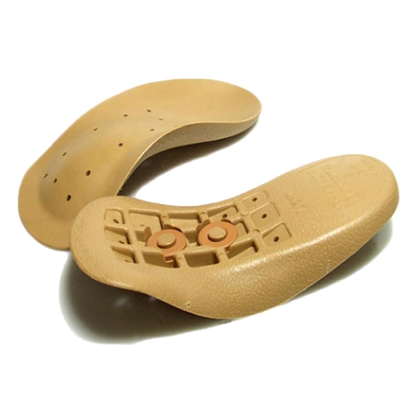 注入する編集するブランクLeaders New Power Health Insoles/足の形に合わせて科学的に設計された足の補助装置/靴インソール/指圧とストレッチの連鎖反応に着けているだけで運動効果/ 1Pair 1Set (S~L Size)