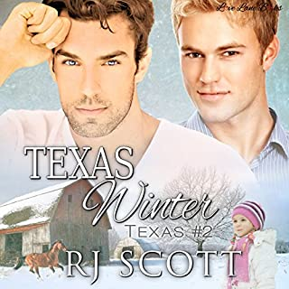 Texas Winter audiobook cover art