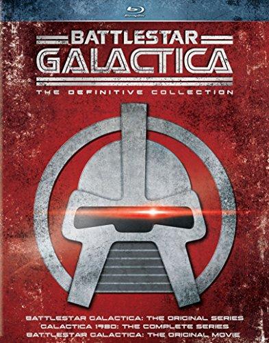 Battlestar Galactica: The Definitive Collection [Edizione: Stati Uniti] [Italia] [Blu-ray]