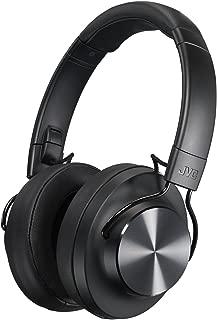 JVC HA-SD70BT ワイヤレスヘッドホン 高音質化技術 K2テクノロジー搭載/連続20時間再生/Bluetooth・ハイレゾ対応/折りたたみ式 ブラック HA-SD70BT-B