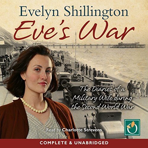 Eve's War audiobook cover art