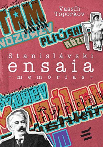 Stanislávski Ensaia. Memórias