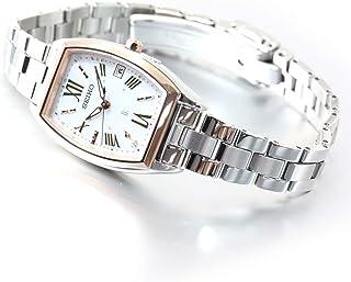 [セイコー]SEIKO ルキア LUKIA 電波 ソーラー 電波時計 レディダイヤ Lady Diamond ネット流通限定モデル 腕時計 レディース SSVW168