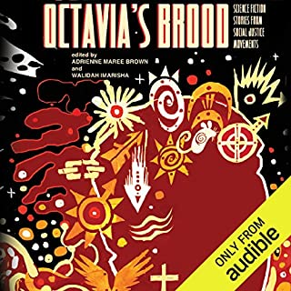 Octavia's Brood cover art