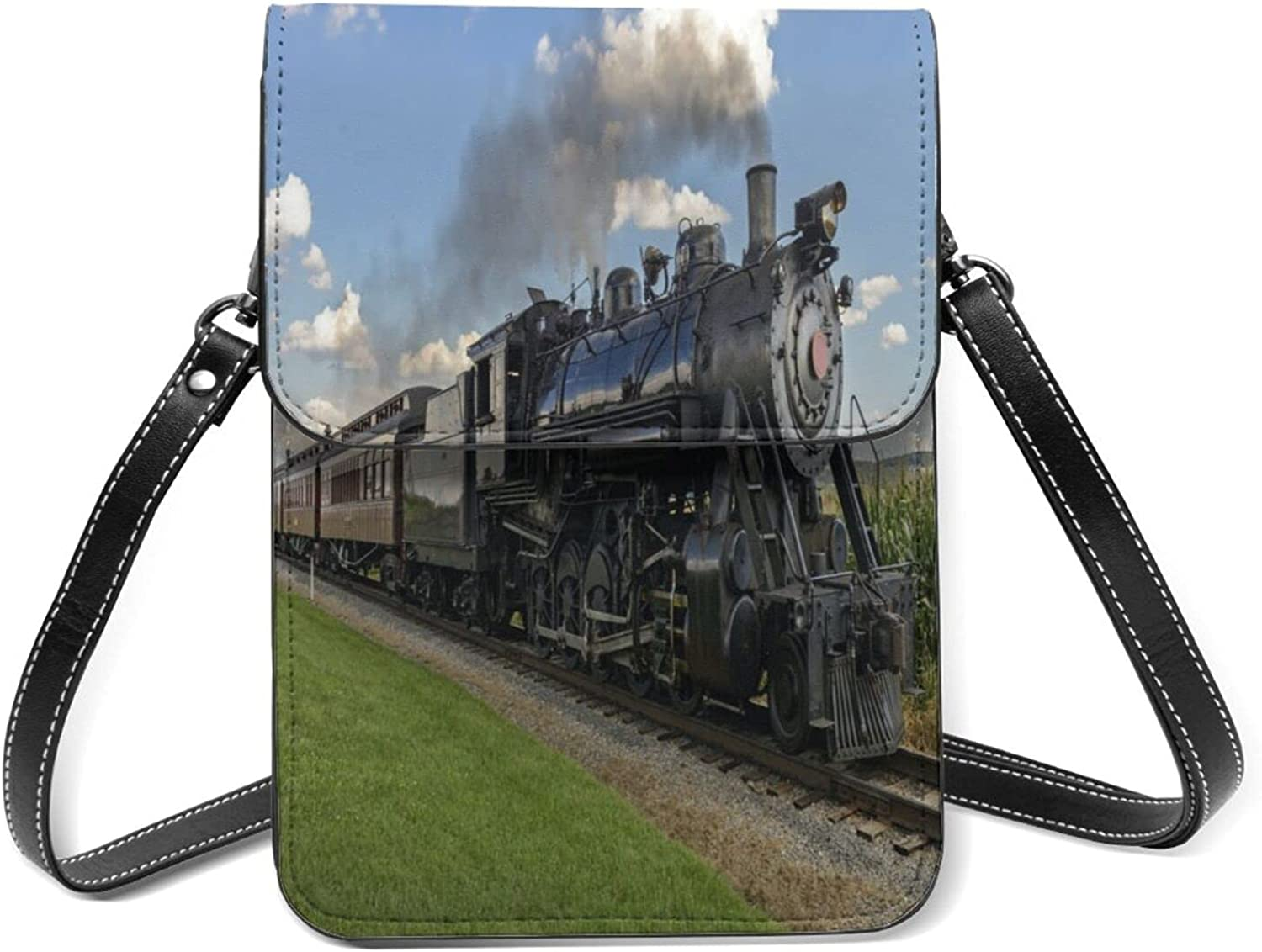 Rural Scenery Sale Special Price By Train Small Cell Purse Soldering W Phone Flip Lightweight