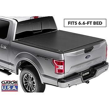 fits Super Duty F-250-350 Short Bed 17-18 RetraxPRO XR Retractable Truck Bed Cover Rack Compatible