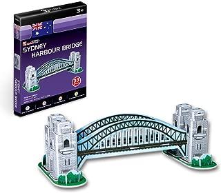 3d puzzle sydney harbour bridge