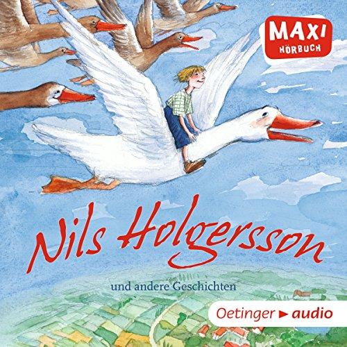 Nils Holgersson und andere Geschichten Titelbild