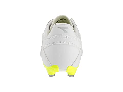 New Arrival Diadora M. Winner RB LT MG 14 White/Fluo Yellow Buy Cheap Cheapest Cheap Sale Visa Payment Cheap Sale From UK mdyt1IV