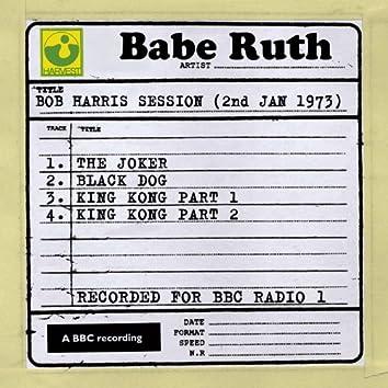 Bob Harris Session (2nd January 1973)