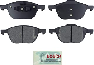 Bosch BE1044 Blue Disc Brake Pad Set For: Ford C-Max, EcoSport, Escape, Focus; Mazda 3, 3 Sport, 5; Volvo C30, C70, S40, V40 Cross Country, V50, Front