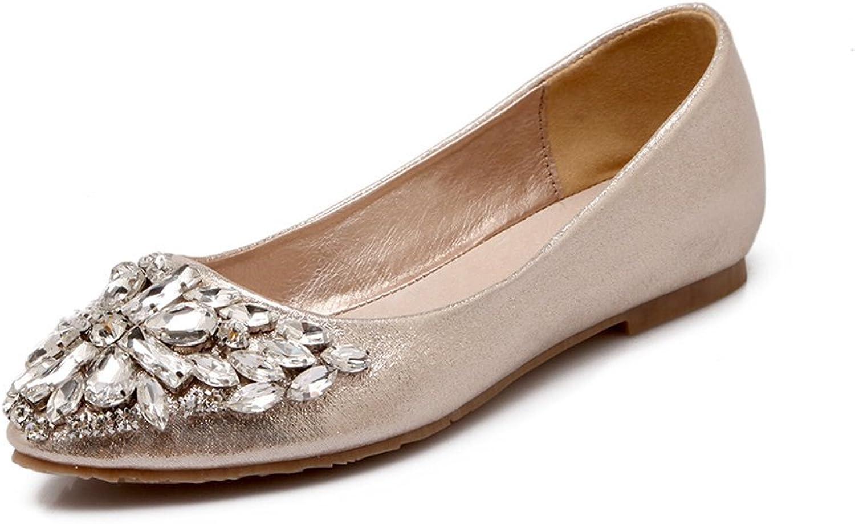 kvinnor kvinnor kvinnor mode Points Toe Ballet Casual Maternity Flats skor gående skor Slip -on Loafers  val med lågt pris
