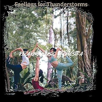 Feelings for Thunderstorms