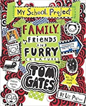 [By Liz Pichon ] Tom Gates #12 Family, Friends and Furry Creatures (Hardcover)【2018】by Liz Pichon (Author) (Hardcover)