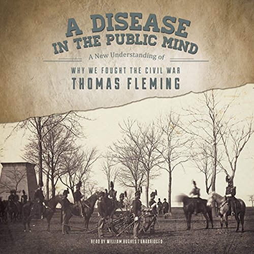 A Disease in the Public Mind audiobook cover art