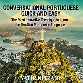 Conversational Portuguese Quick and Easy audiobook cover art